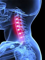 Neck pain can be help with chiropractic adjustments!
