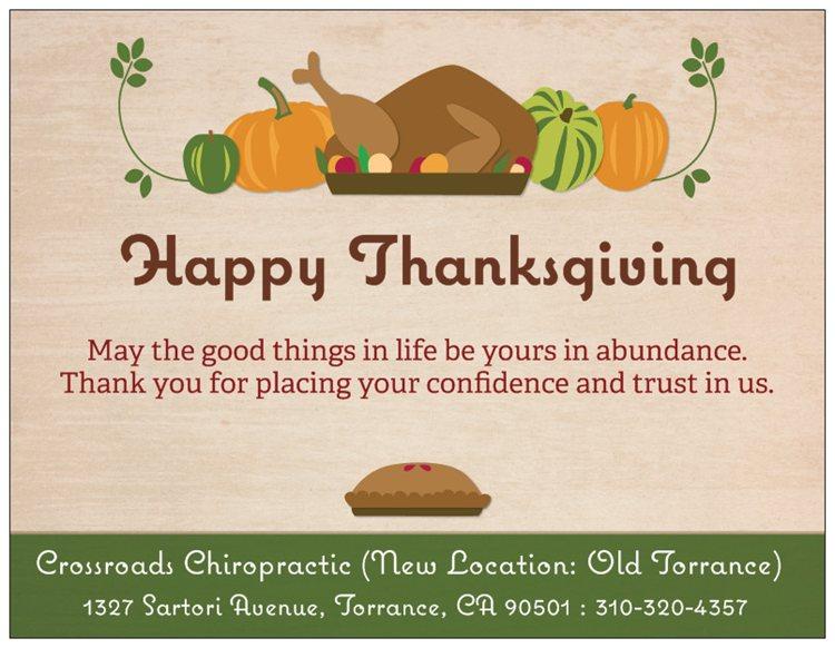 thanksgiving CC
